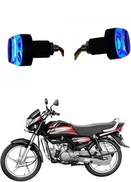 THE ONE CUSTOM HANDLE LIGHT BLUE WHITE 053 Bike Handlebar Weights