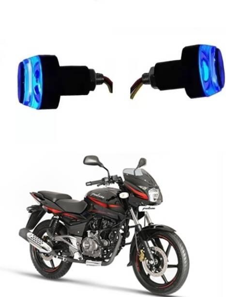 THE ONE CUSTOM HANDLE LIGHT BLUE WHITE 158 Bike Handlebar Weights