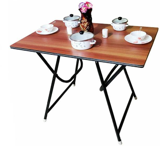 Moonstar Engineered Wood 2 Seater Dining Table