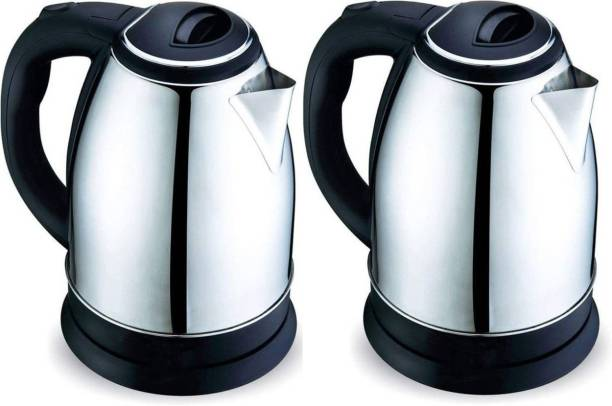 USPECH lectric Kettle-Tea and Coffee Maker/Milk Boiler/Water Boiler/Tea Boiler/Coffee Boiler (1.8 lt) Electric Kettle