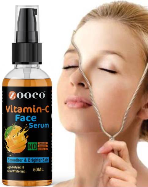 ZOOCO Vitamin C Serum for Skin Whitening ,Lightening & Brightening