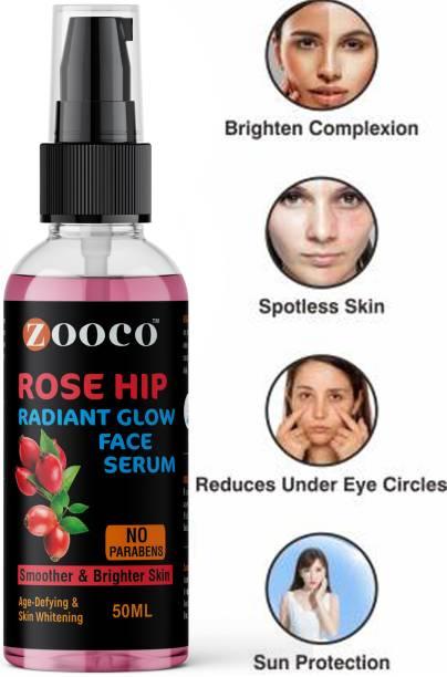 ZOOCO Rose Hip Radiant Glow Face Serum