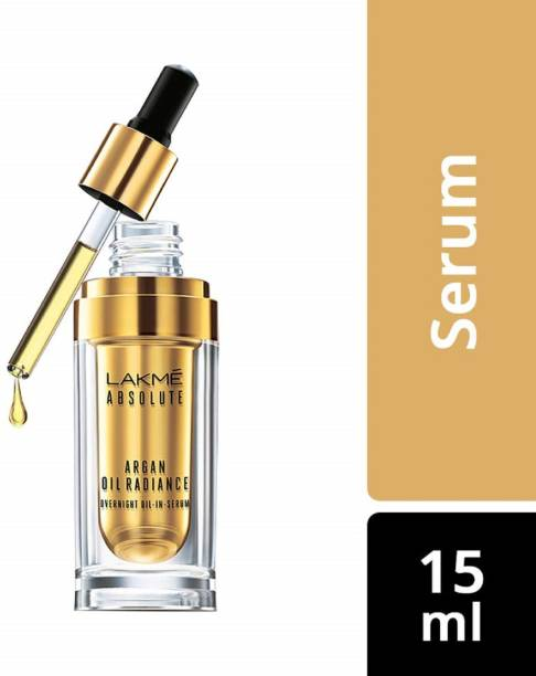 Lakmé Lakme Absolute Argan Oil Radiance Overnight Oil-In-Serum