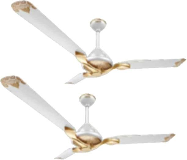 LUMINOUS Jaipur Mahal 1320 mm 3 Blade Ceiling Fan