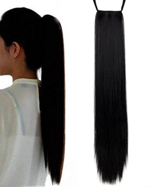 Segolike Soft straight natural looks n feel bridal hair style accessories beauty accessory for wedding outing marriage anniversary Hair Extension