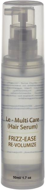 Le Bonheur Multi Care Hair Serum | Shiny Smoother Hair | Protect from Chemically Damaged Hair