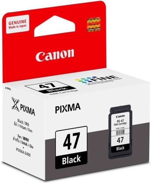 Canon 47 Black Ink Cartridge