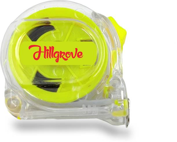 Hillgrove 5 Meter Steel Blade with Auto-Lock Function HMT5a Measurement Tape