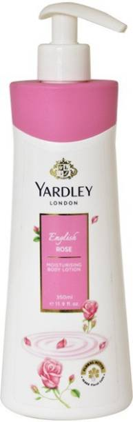 YARDLEY Body Lotion English Rose 350 ML