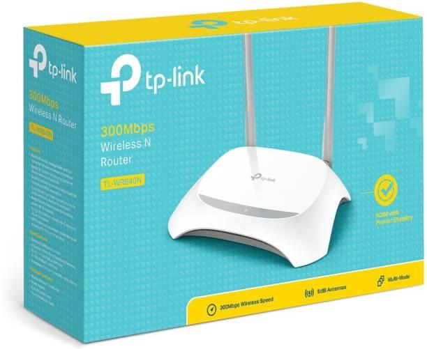 TP-Link TL-WR840N(EU) Ver:5.0/6.1/6.20 300 Mbps Router