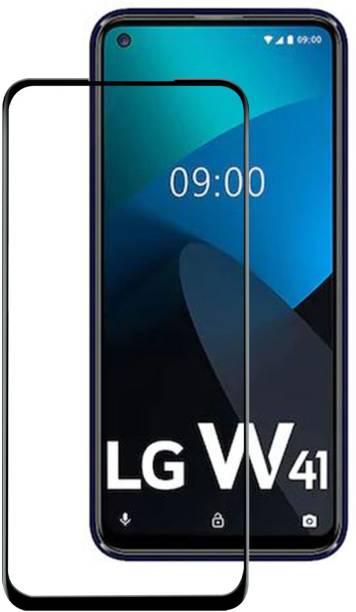 VAlight Edge To Edge Tempered Glass for LG W41, LG W41 Pro, LG W41 Plus