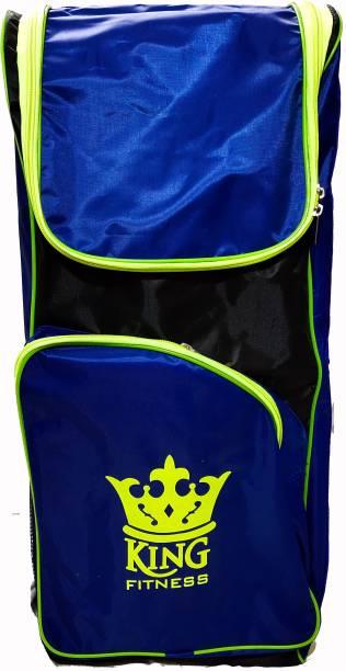 KING FITNESS PREMIUM SPACIOUS PERSONAL CRICKET KIT BAG