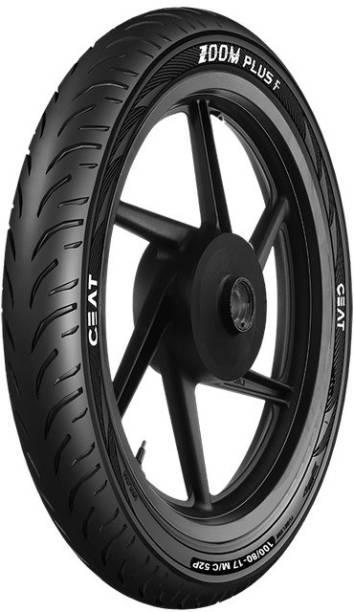 CEAT ZOOM PLUS F TL 52P SZ 100/80-17 Front Tyre