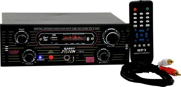 Barry John Stereo Amplifier with USB, FM, Bluetooth, Aux & MMC Double Ic 4440 160 W AV Power Amplifier (Model No. 1101) 160 W AV Power Amplifier