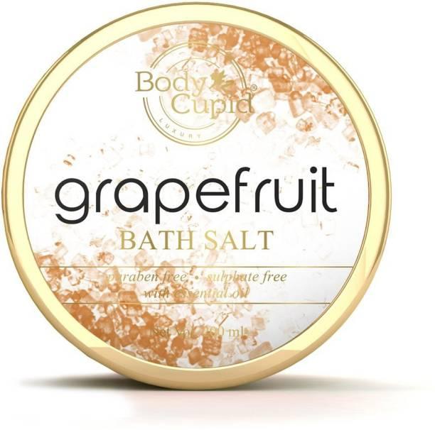 Body Cupid Grapefruit Blush Bath Salt - 200 ml