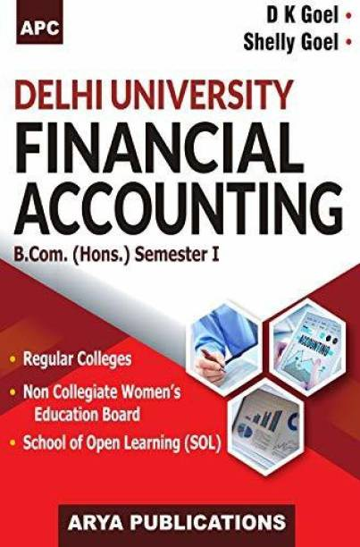 Financial Accounting (Delhi University) B.Com. (Hons.) Semester I