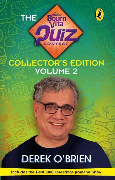 The Bournvita Quiz Contest Collector's Edition Vol. 2