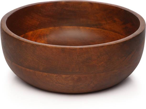 Woodsmyths Wooden Salad Bowl