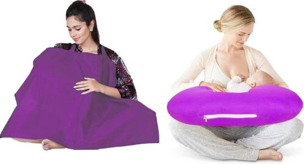 Pexmoon Pillow Feeding Pillow/Nursing Pillow/Lounger/Sleeping Pillow Breastfeeding Pillow
