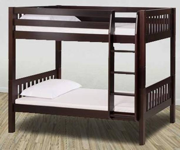 APRODZ Sheesham Wood Solid Wood Bunk Bed