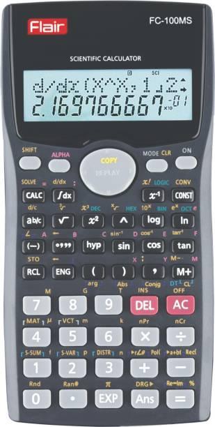 FLAIR FC-100MS Scientific  Calculator