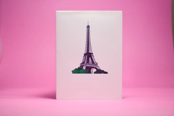 cardpop Love in Paris 3D pop up Greeting Card