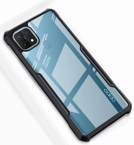 Micvir Back Cover for Oppo A15, Oppo A15s