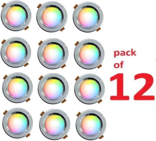 Cosas PNL06/CEILING/multicolor Flush Mount Ceiling Lamp