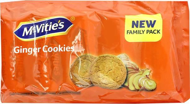 McVitie's Ginger Cookies
