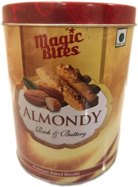almondy ALMOND BUTTERY COOKIES Biscotti