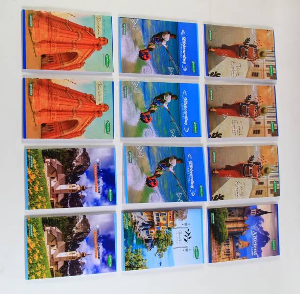 Sundaram GIFT SET Regular Notebook SINGLE LINE 172 Pages