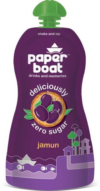 Paper boat Jamun Zero Sugar Juice