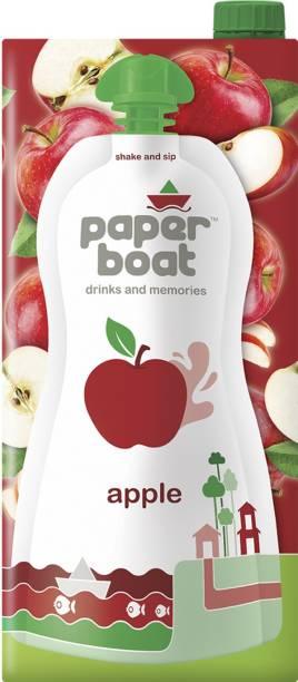 Paper boat Apple Juice