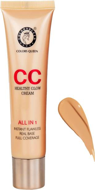COLORS QUEEN CC All In 1  Foundation
