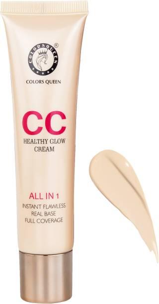 COLORS QUEEN CC Healthy Glow Cream Foundation