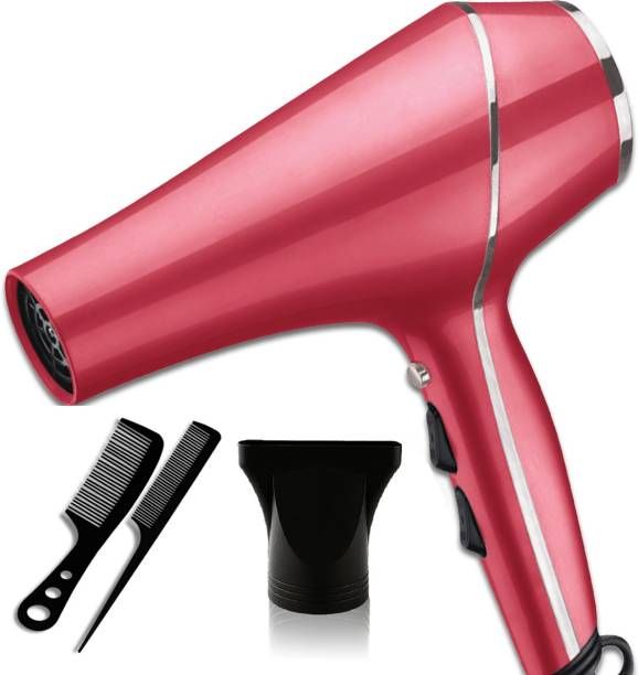 Pick Ur Needs Uniqe Design Professional Stylish Pink Hair Dryer With Over Heat Protection Hot And Cold Dryer 5000 Watt Hair Dryer