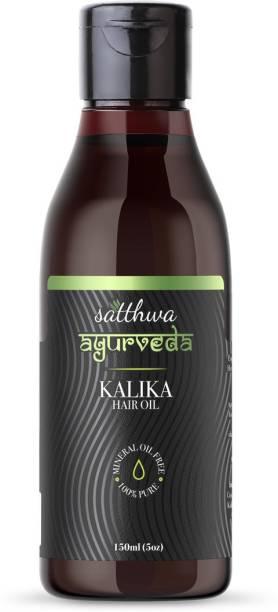 Satthwa Kalika  Hair Oil