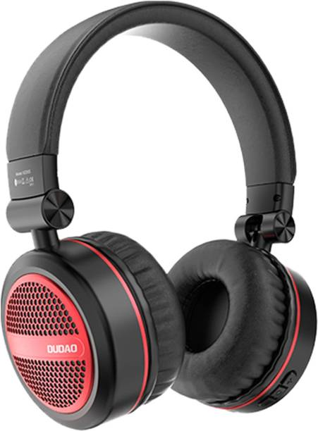 DUDAO Over Ear Wireless Headphone, HiFi Stereo Bass Bluetooth Headset