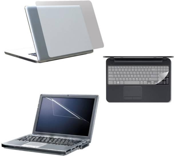 Namo Art 3 in 1 Combo 14.1 Inch 3m Laptop Skin, Screen Guard, Key Protector Combo Set