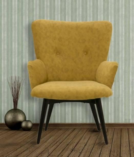 TimberTaste TT-DITYA-LC-AY Leather Living Room Chair