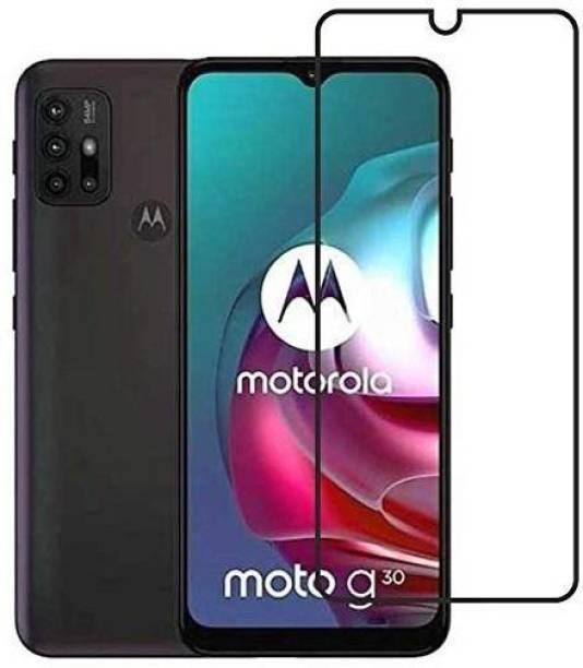 NEXZONE Tempered Glass Guard for Motorola Moto G30