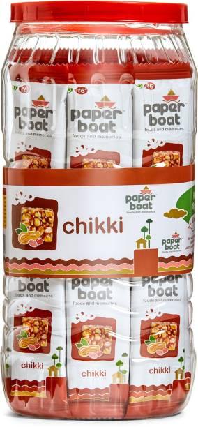 Paper boat Chikki Plastic Bottle