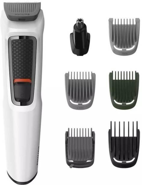 PHILIPS MG3721/77 PACK OF 1  Runtime: 240 min Grooming Kit for Men
