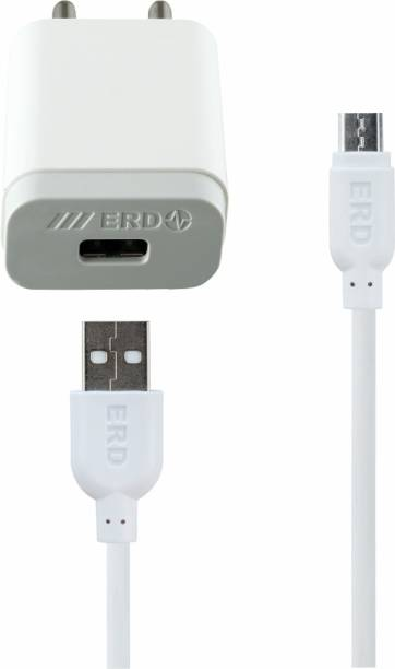 ERD TC-11_MICROUSB Mobile Charger 1 A Mobile Charger with Detachable Cable