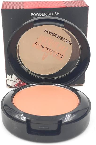MAC leans A Mermaid Movement Powder Blush #8