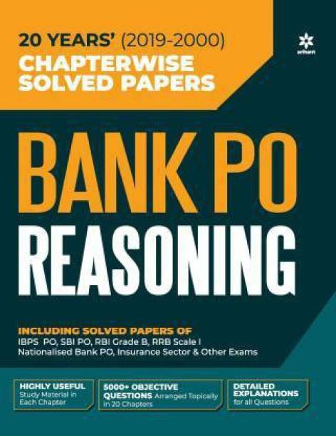 Bank Po Solved Papers Reasoning 2019