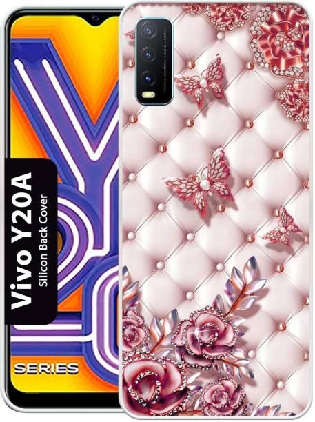 PictoWorld Back Cover for Vivo Y20A / Vivo Y20 / Vivo Y20i / Vivo Y12s Back Cover