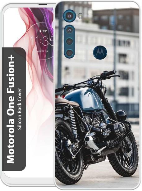 CLAXMI Back Cover for Motorola One Fusion Plus