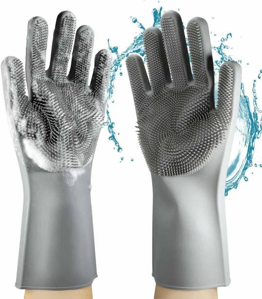 Drosselz Gloves for Dish washing, Cleaning