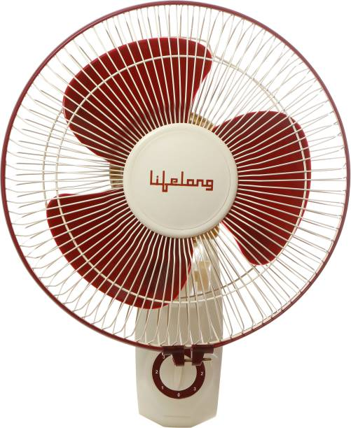Lifelong LLWF01 400 mm 3 Blade Wall Fan